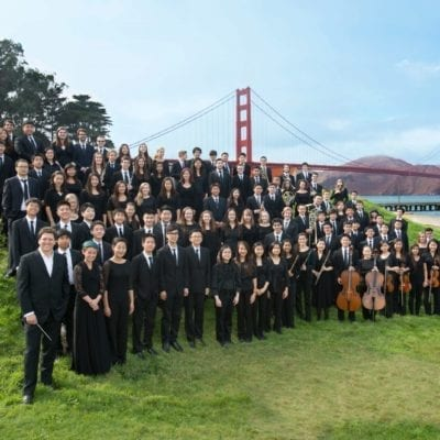 SFS Youth Orchestra 2015