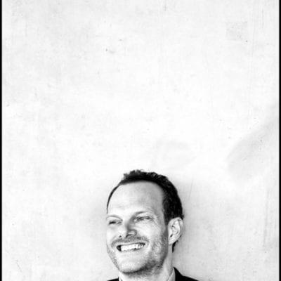 Lars Portrait 4 © Giorgia Bertazzi