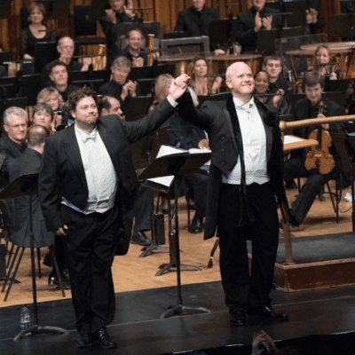 Nicky Spence ZAZA-Courtois-BARBICAN-BBCSO