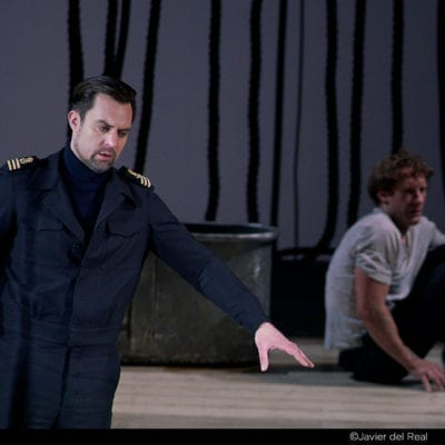 Mr Flint, Billy Budd, Teatro Real Madrid 3
