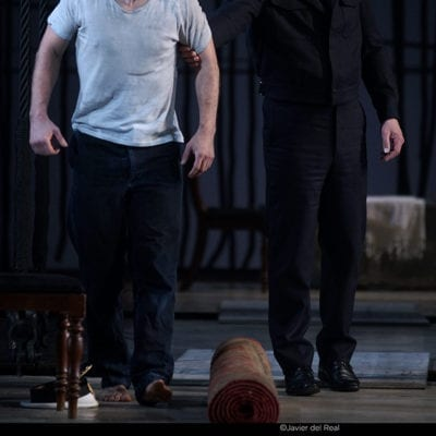 Mr Flint, Billy Budd, Teatro Real Madrid 4