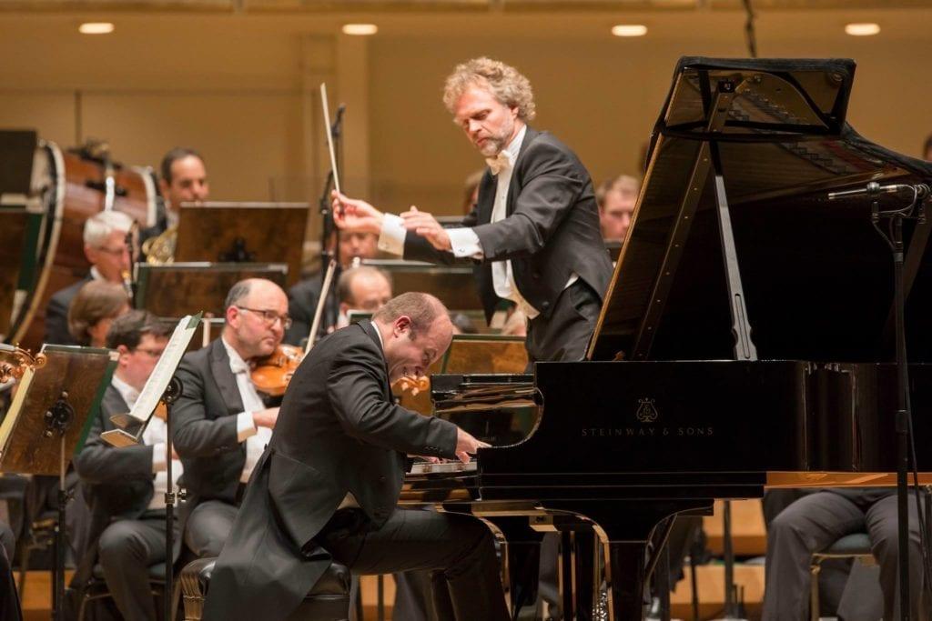 Alexander Gavrylyuk (Piano) - Short Biography - Bach cantata