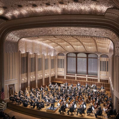 Cleveland Severance Hall