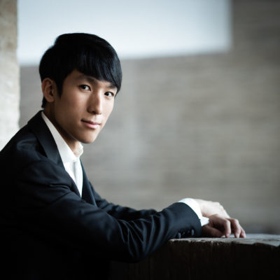Eric Lu, June 2019