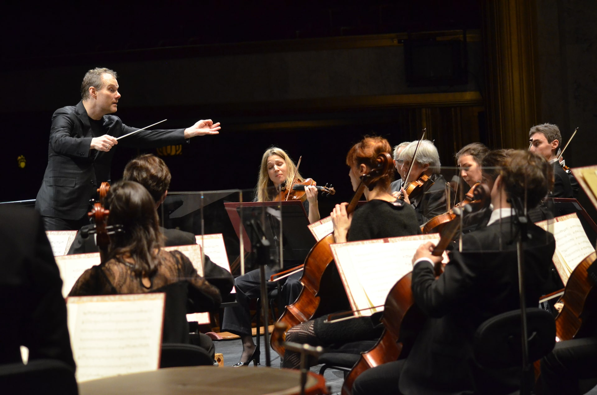 Lars vogt appointed music director of the orchestre de - Orchestre de chambre de paris ...