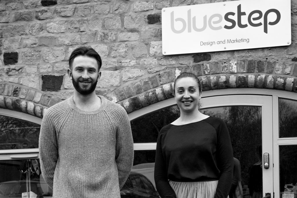 Matt Hayes and Sarah Kilgannon Start Work at Bluestep