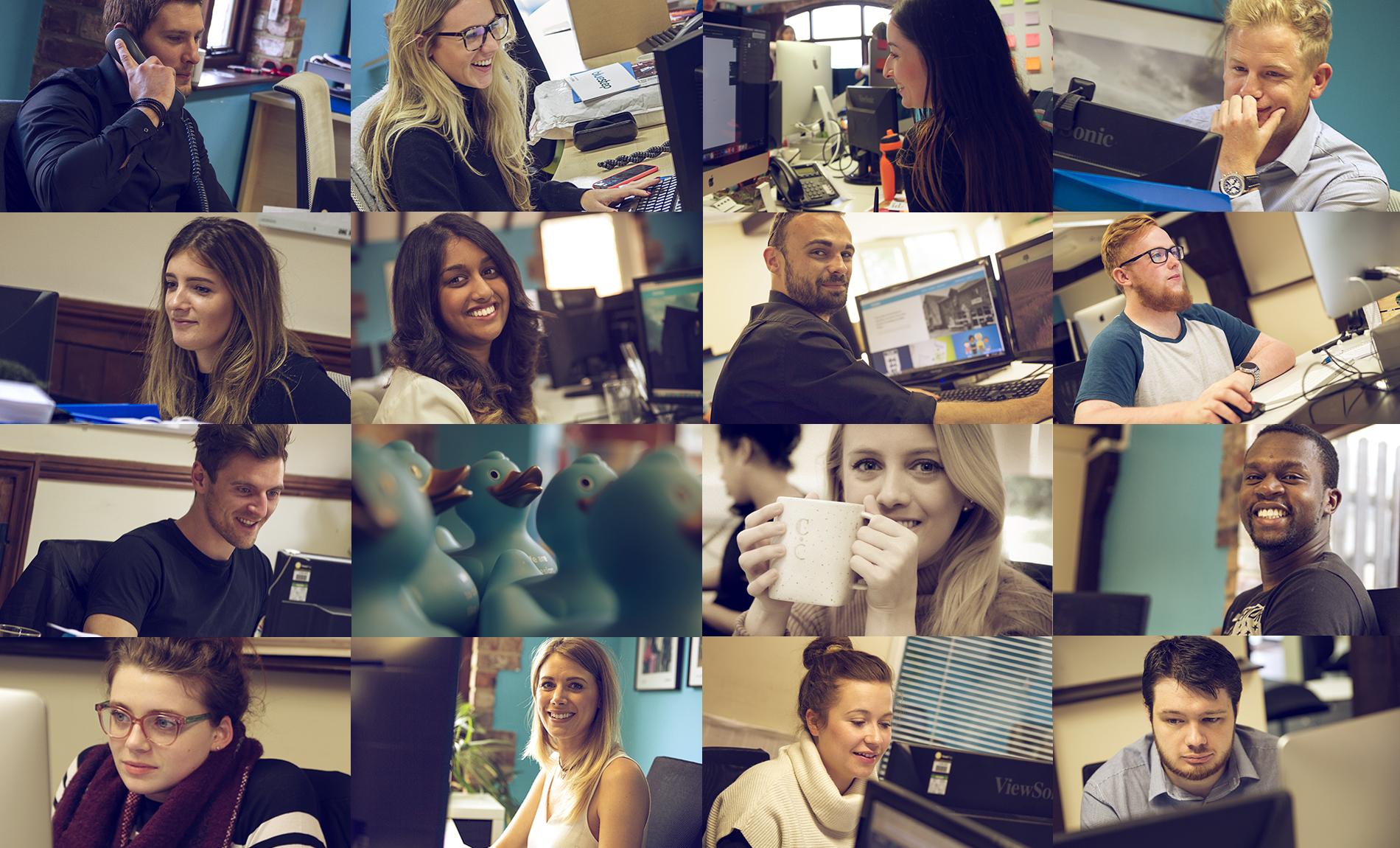 Bluestep Solutions Staff