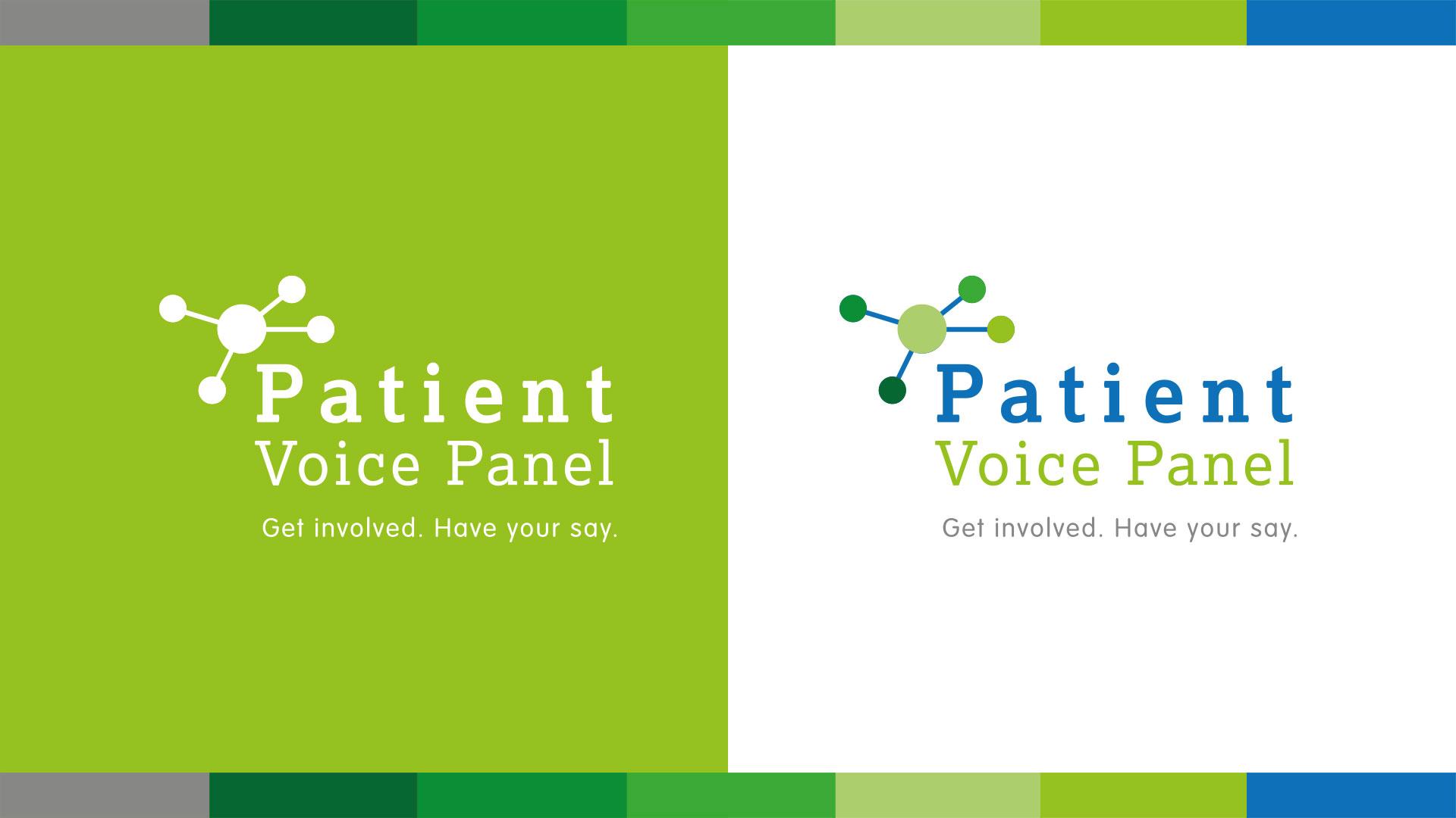 Patient Voice branding