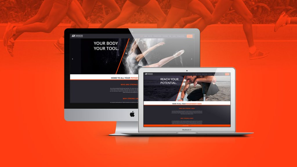 Stronglines Website Lifestyle