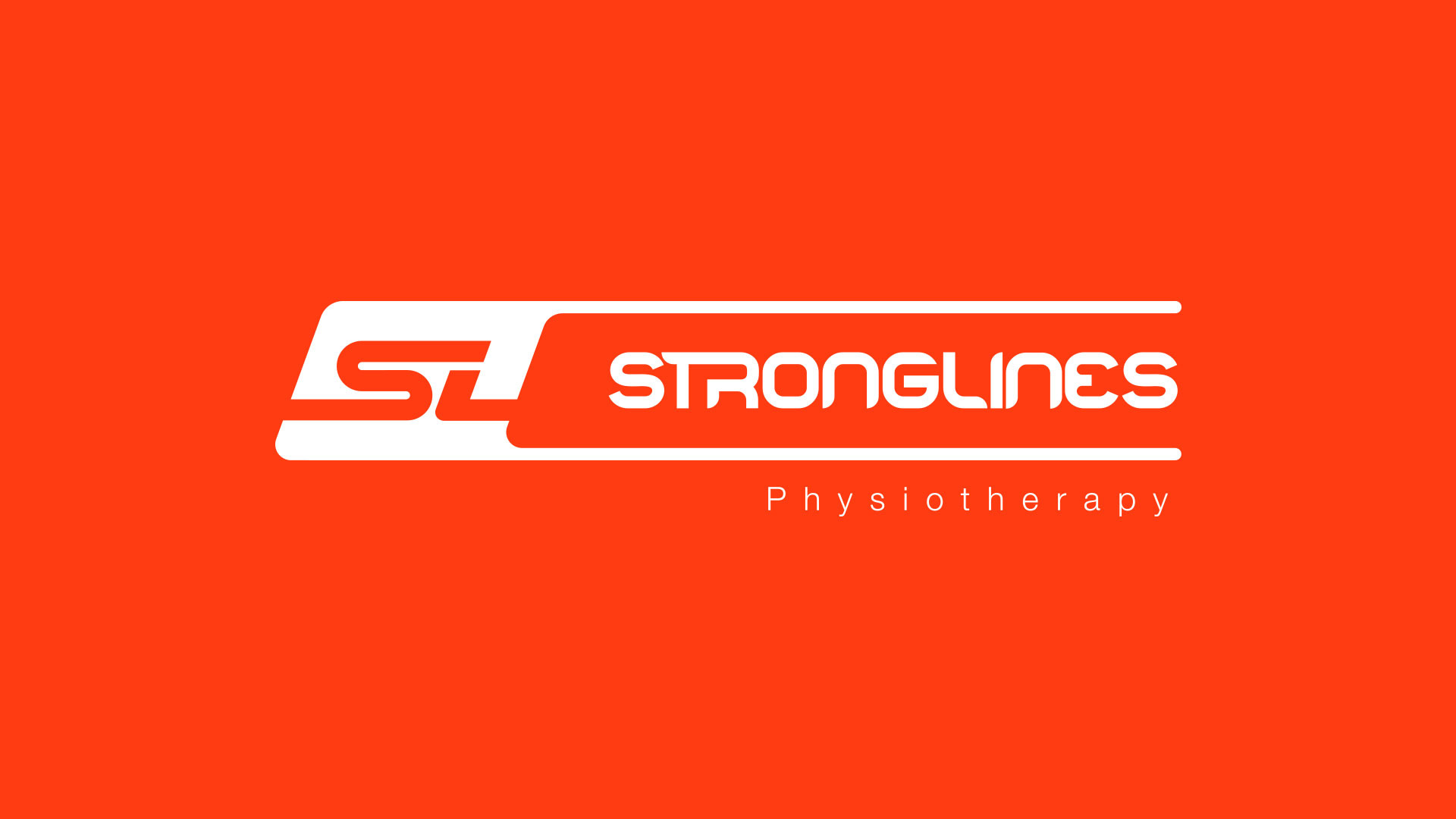 Stronglines Logo Design