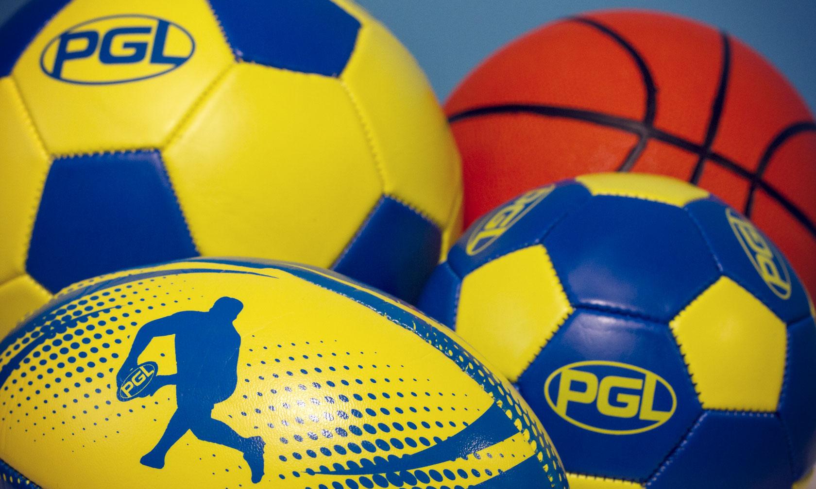 PGL balls