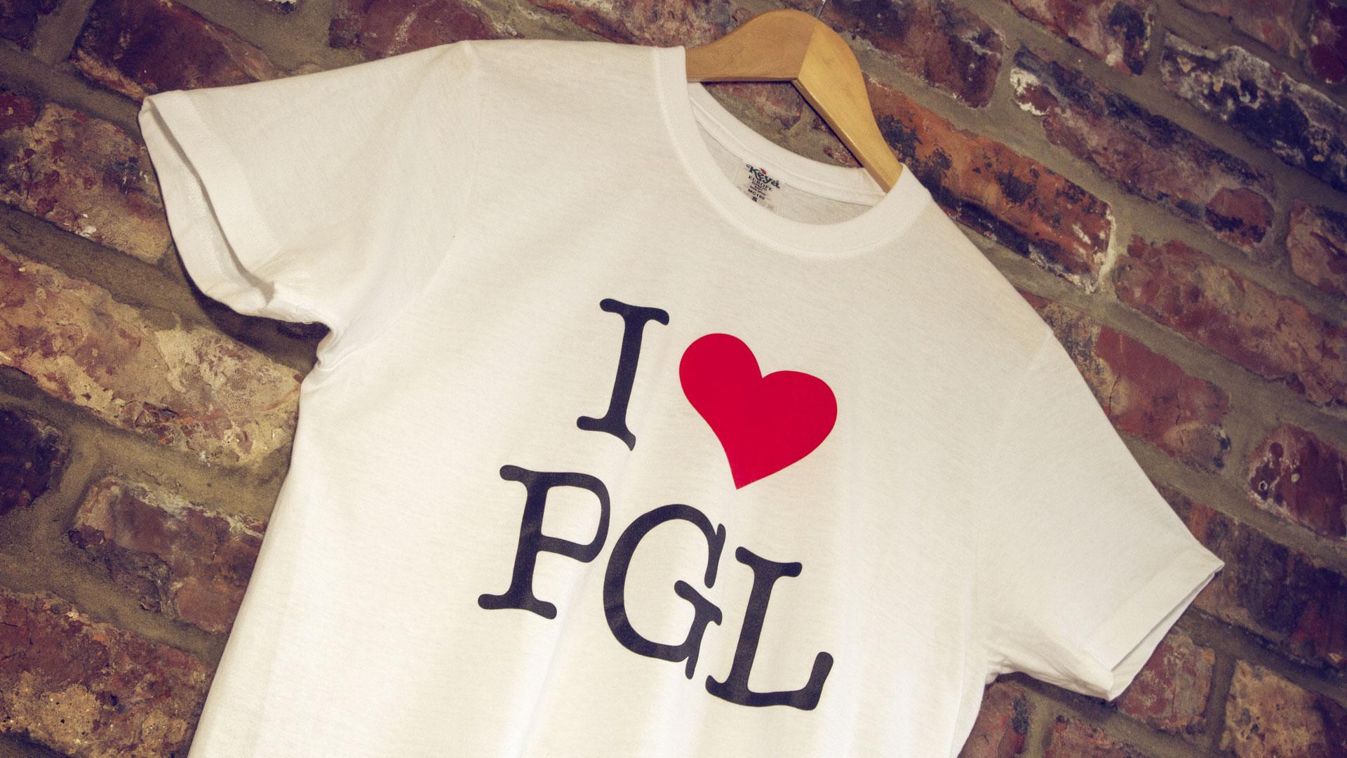 I love PGL T-shirt