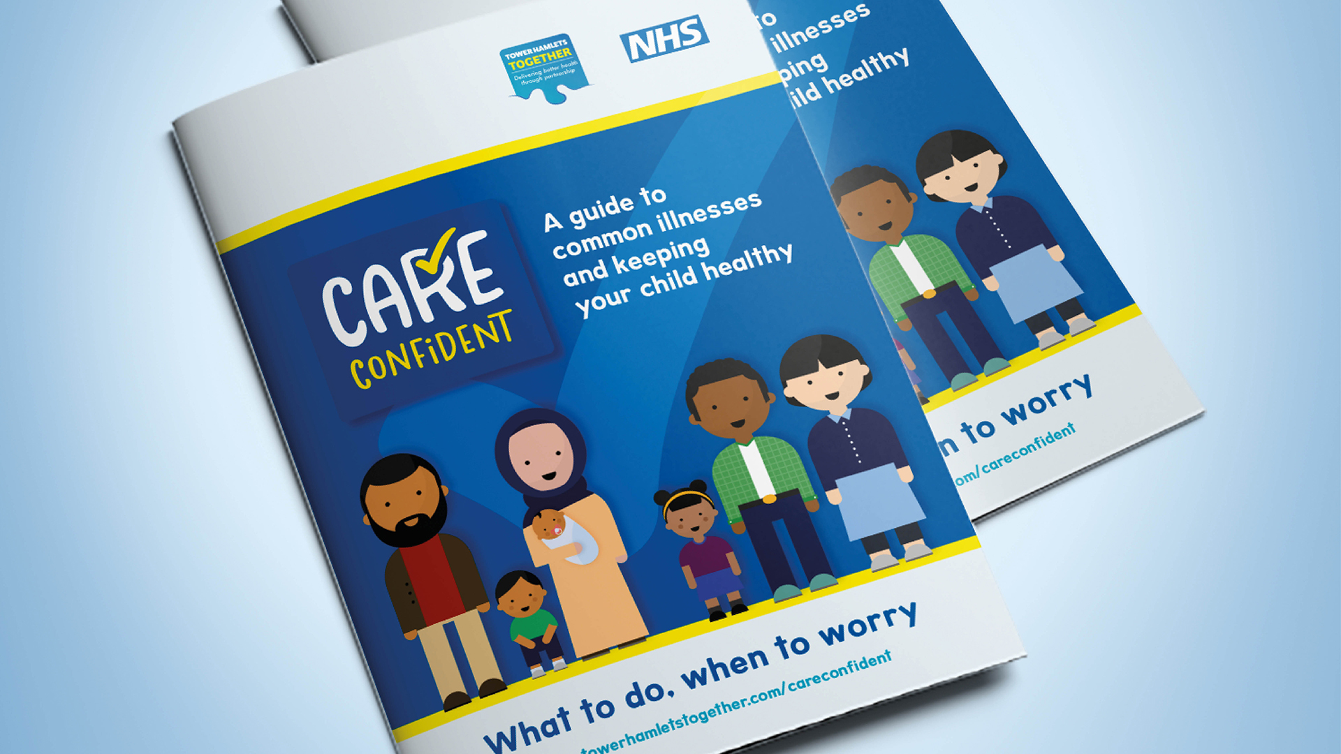 Care Confident Booklet 1