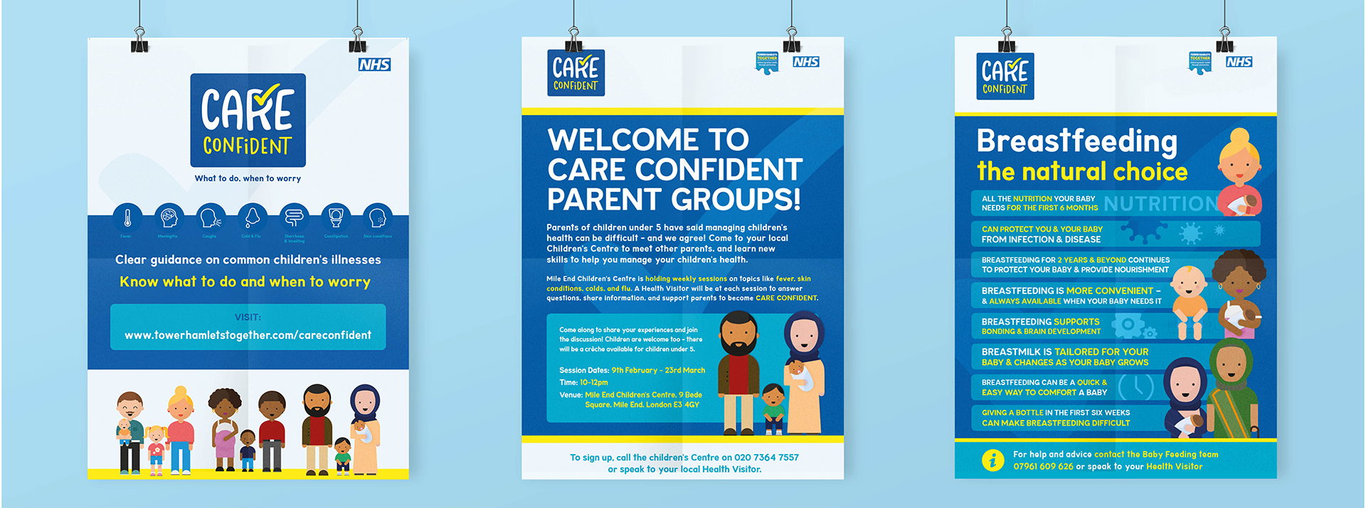 Care Confident Poster