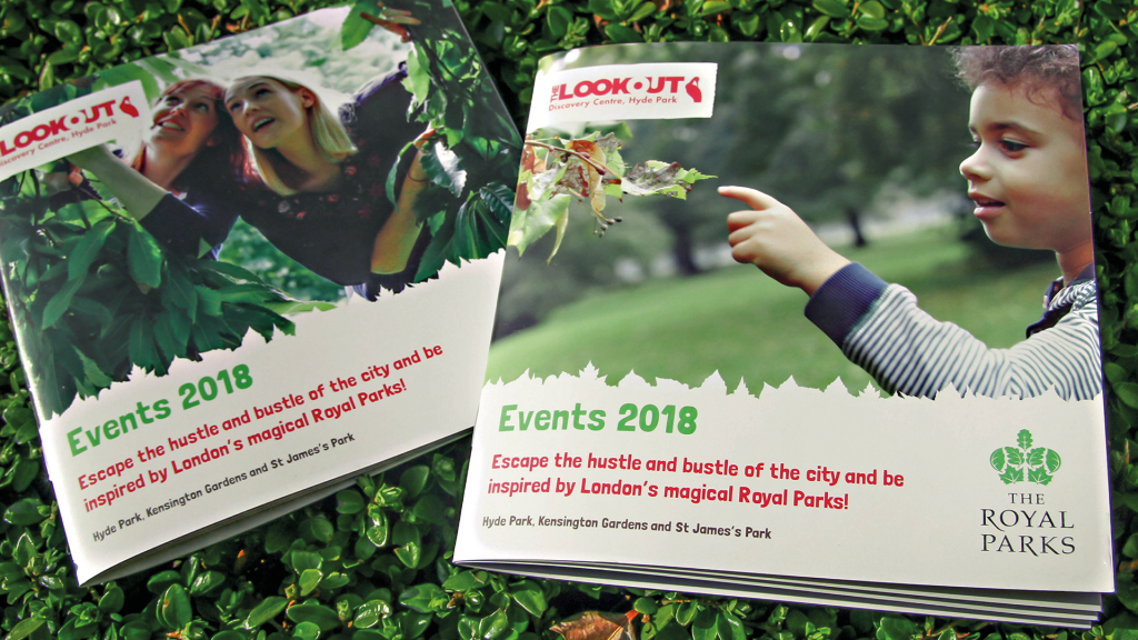 Royal Parks 2018 1