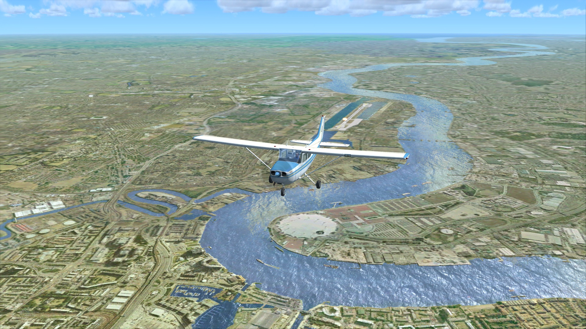 FSX Insider | Add 'Real Scenery' to FSX: Steam Edition