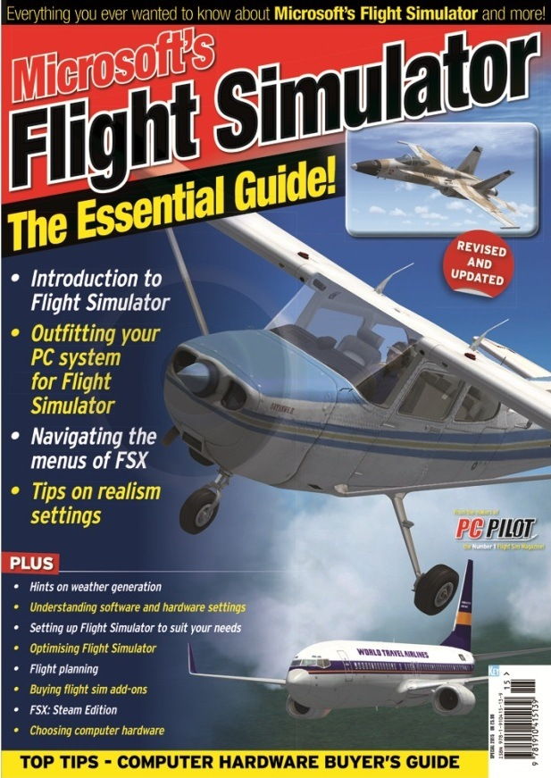FSX Insider | Microsoft Flight Simulator: The Essential Guide