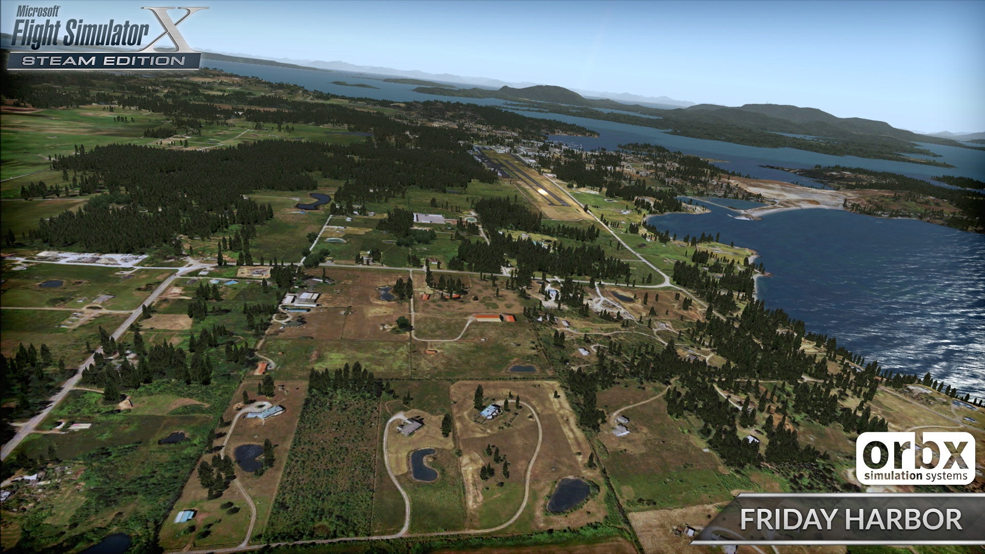 FSX Insider | First Orbx Airport Scenery Announced for FSX