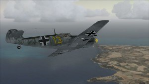 Just Flight's Messerschmitt Bf109