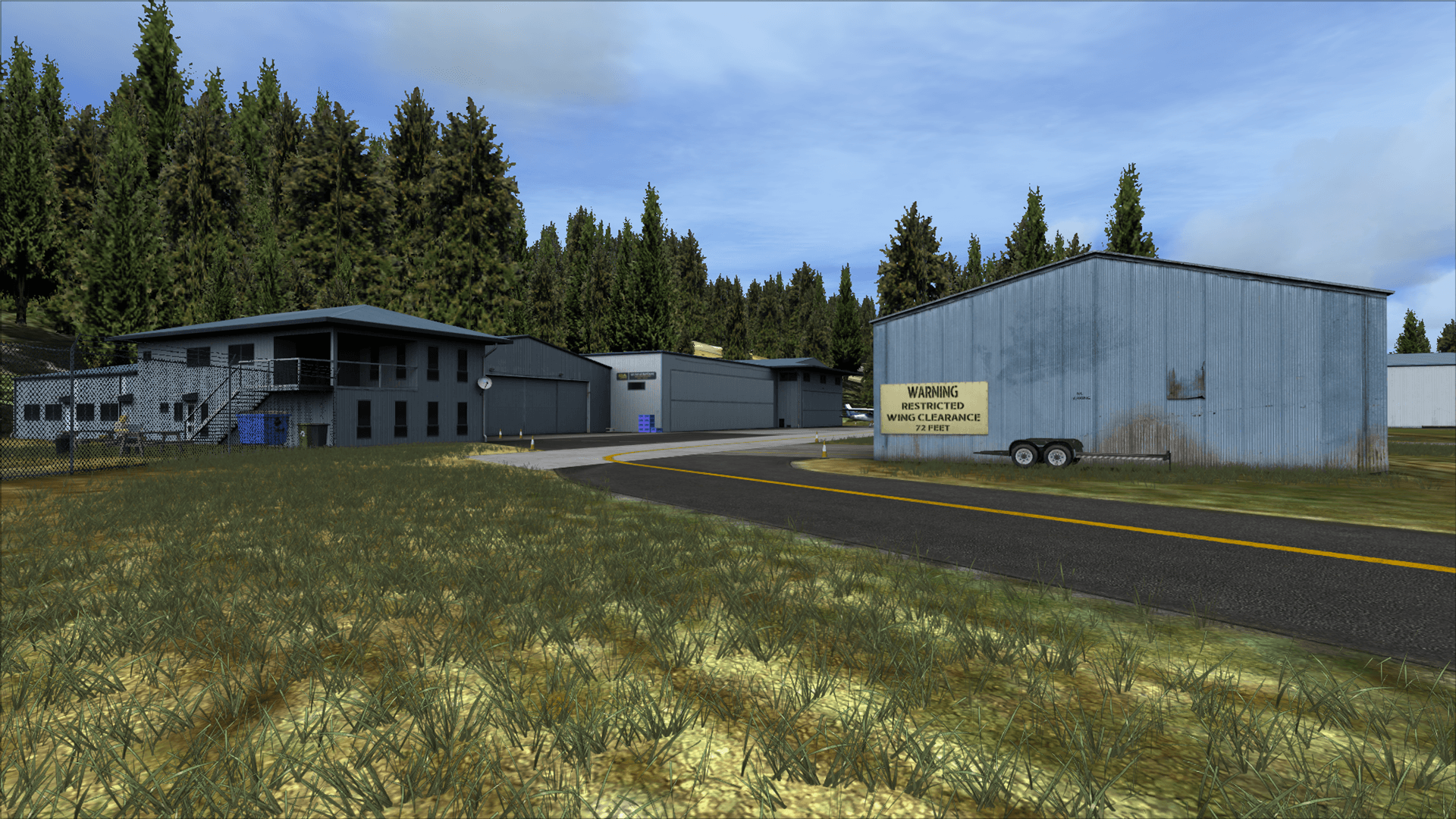 FSX Insider   Orbx's Friday Harbor Now Available for FSX: Steam Edition!