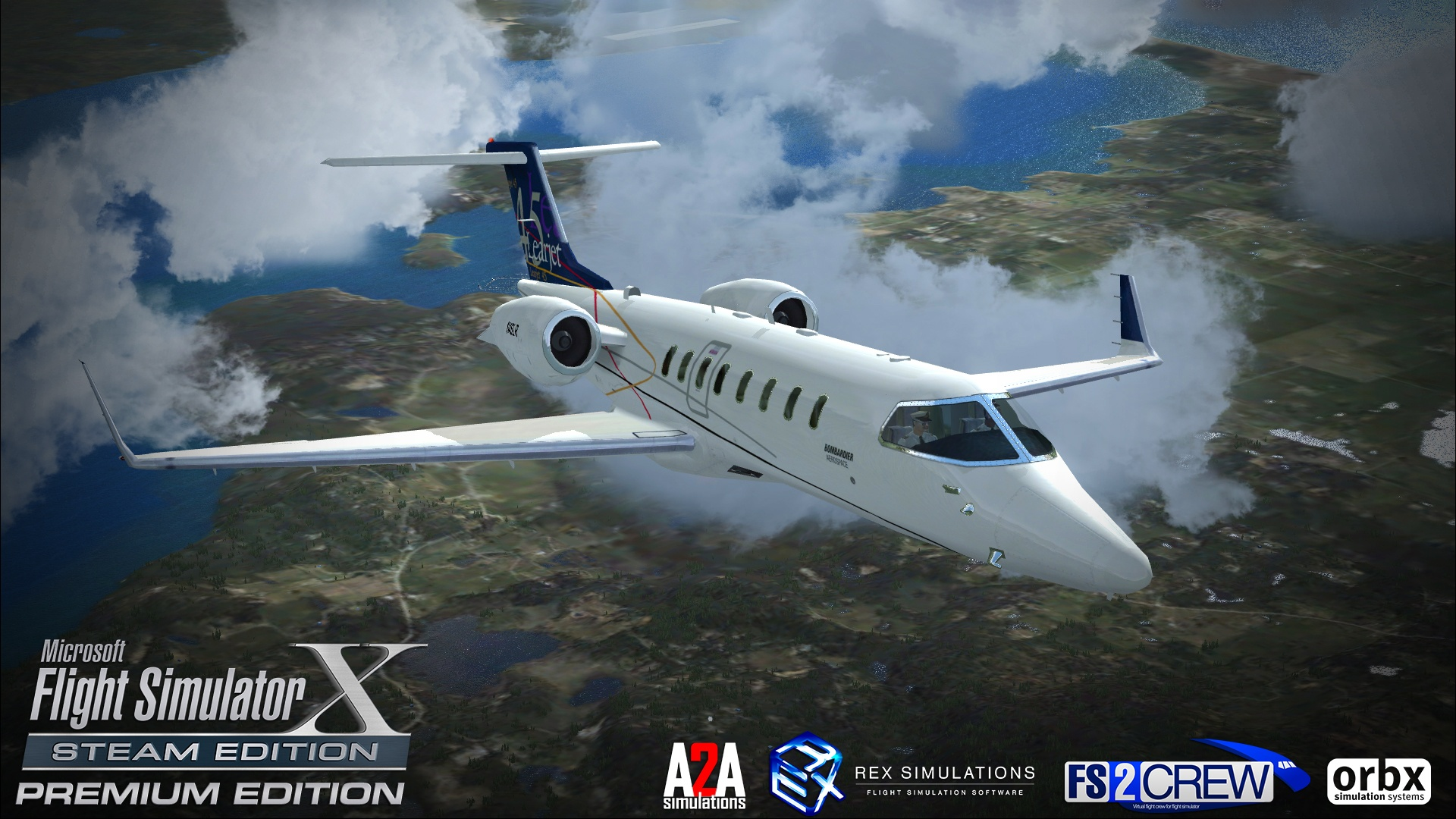 Flight Simulator X Wallpaper: Flight Simulator X: Steam Edition Premium