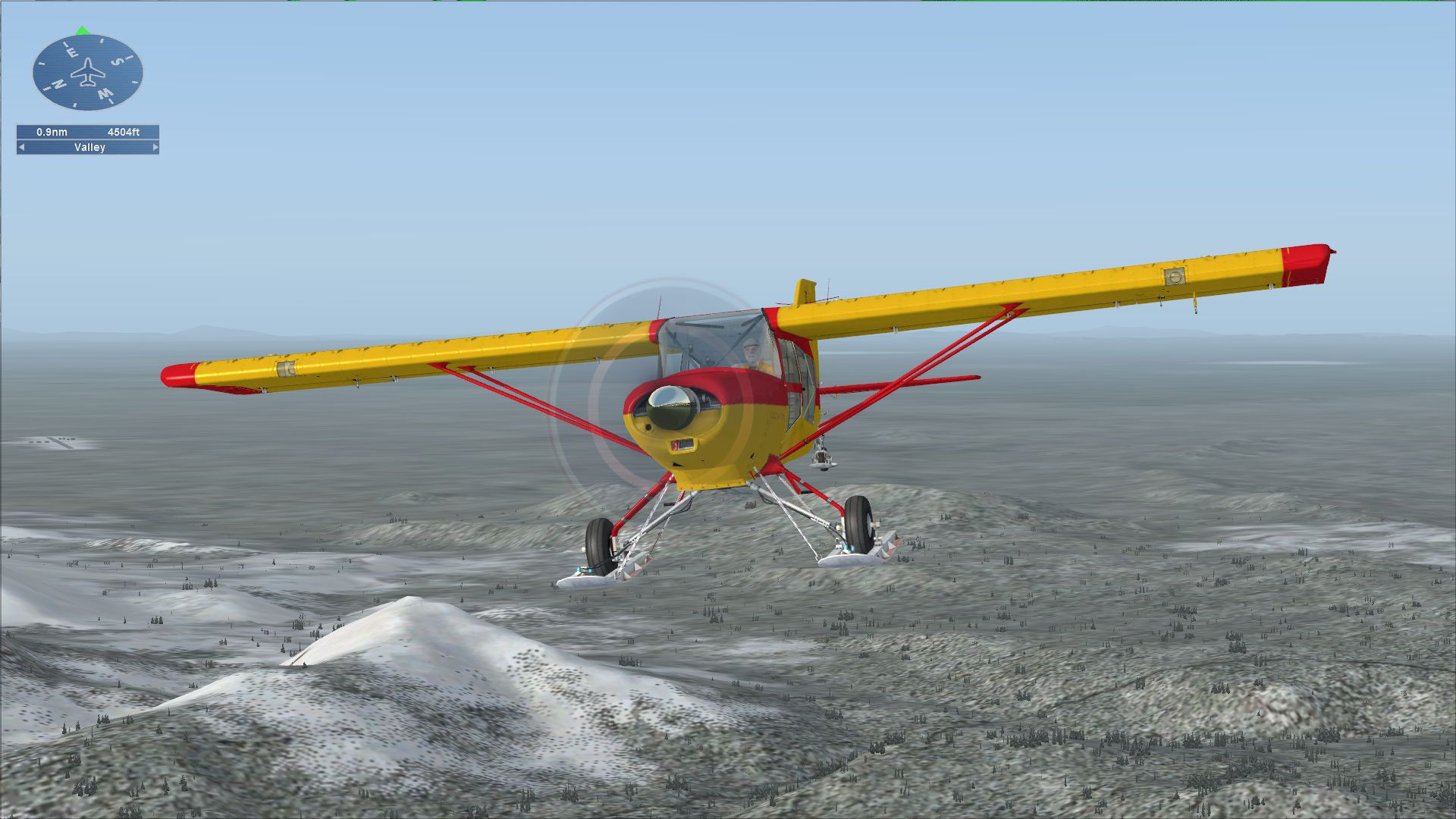 Beating Fsx Missions