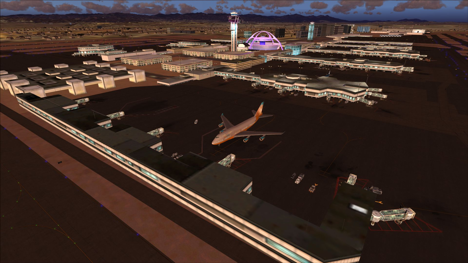 FSX Insider   New Year, New Textures!