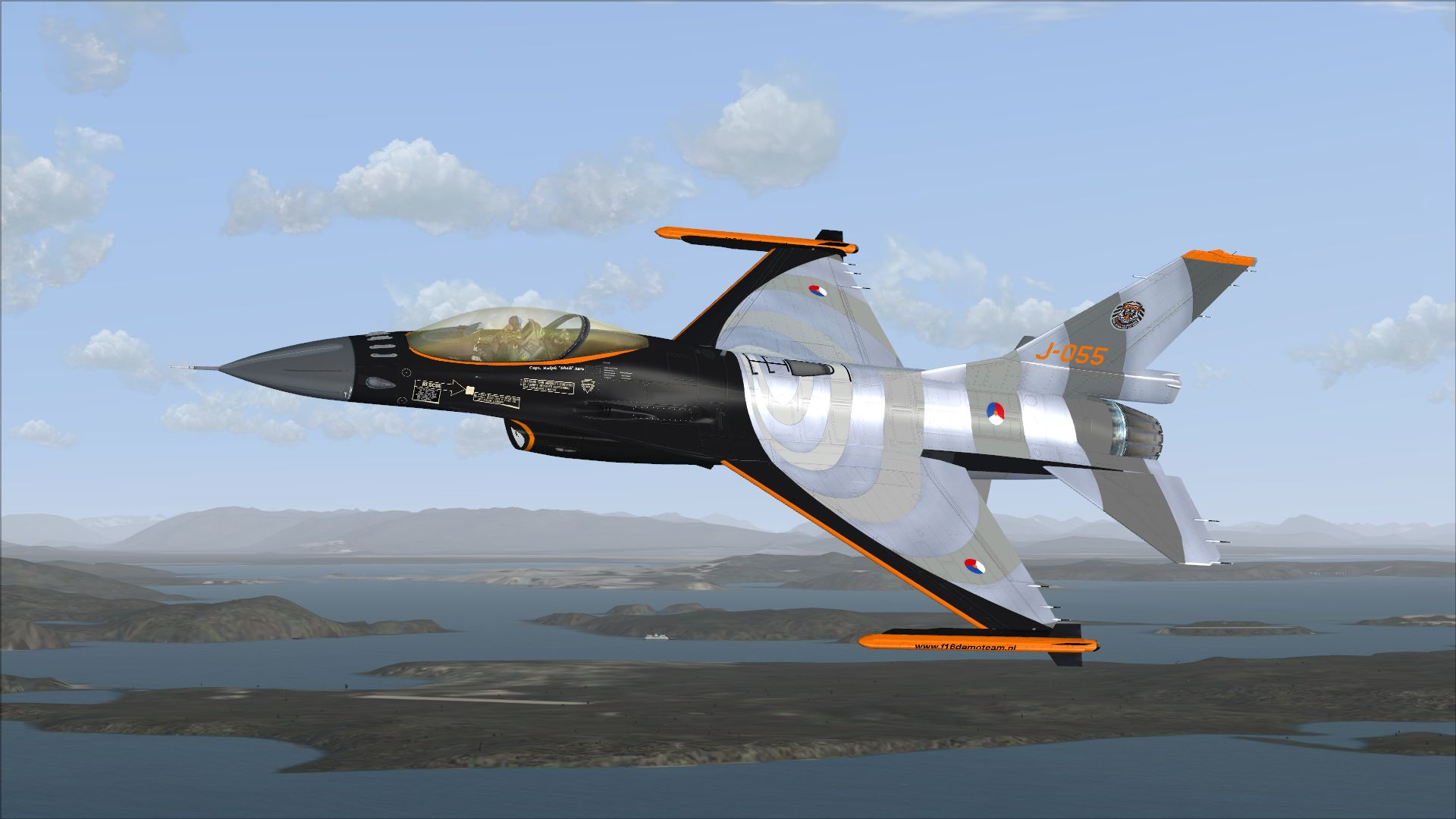 FSX Insider | Aerosoft F-16 Fighting Falcon Updated With
