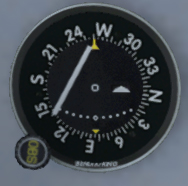 VOR only Gauge