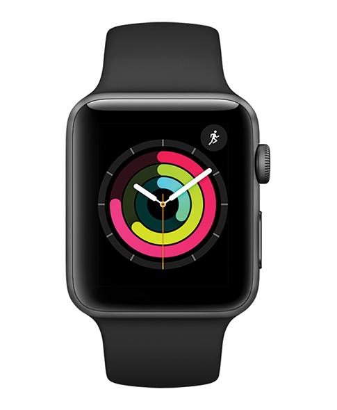 2n gen iwatch in black