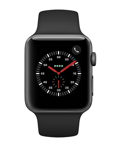 3rd gen iwatch in black