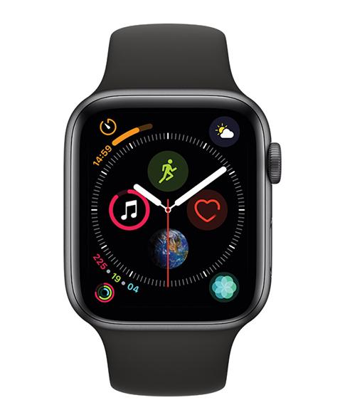 4th gen iwatch in black