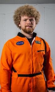 Mike Dorey as Yuri Gagarin