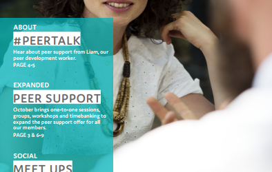 Peer Support – Community Living Well