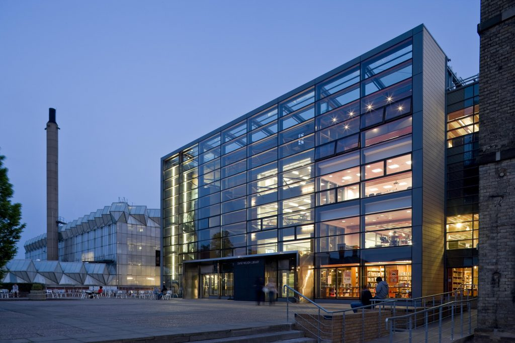 David Wilson Library - University of Leicester
