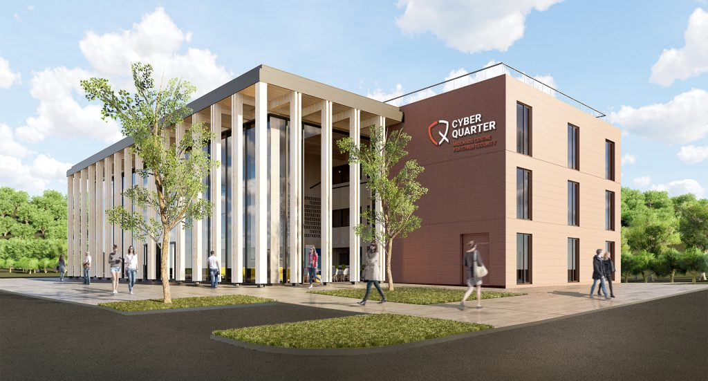 Cyber Quarter University of Wolverhampton