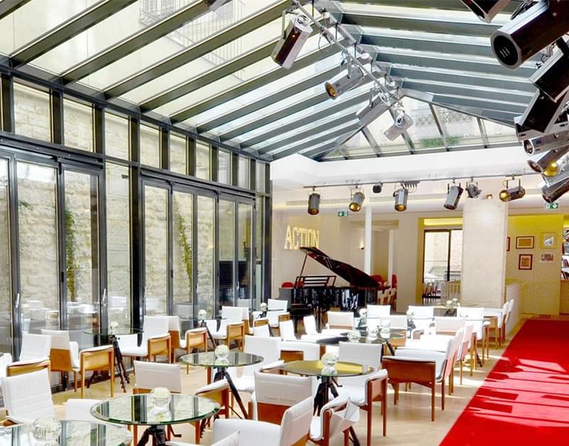Wonderful Hotel Le 123 Sebastopol 4* Paris 2nd   Official Website   Le Marais