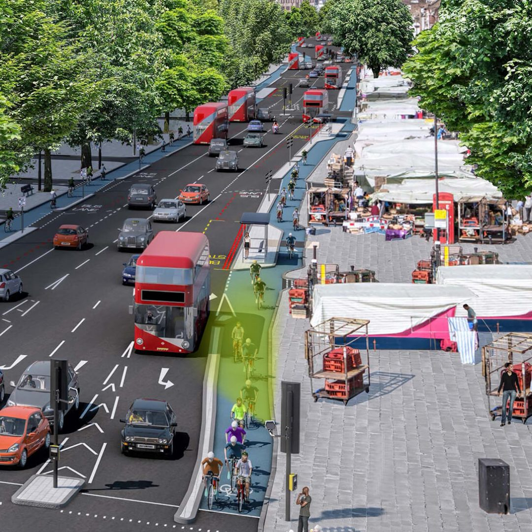 Cycle & Pedestrian Surveys