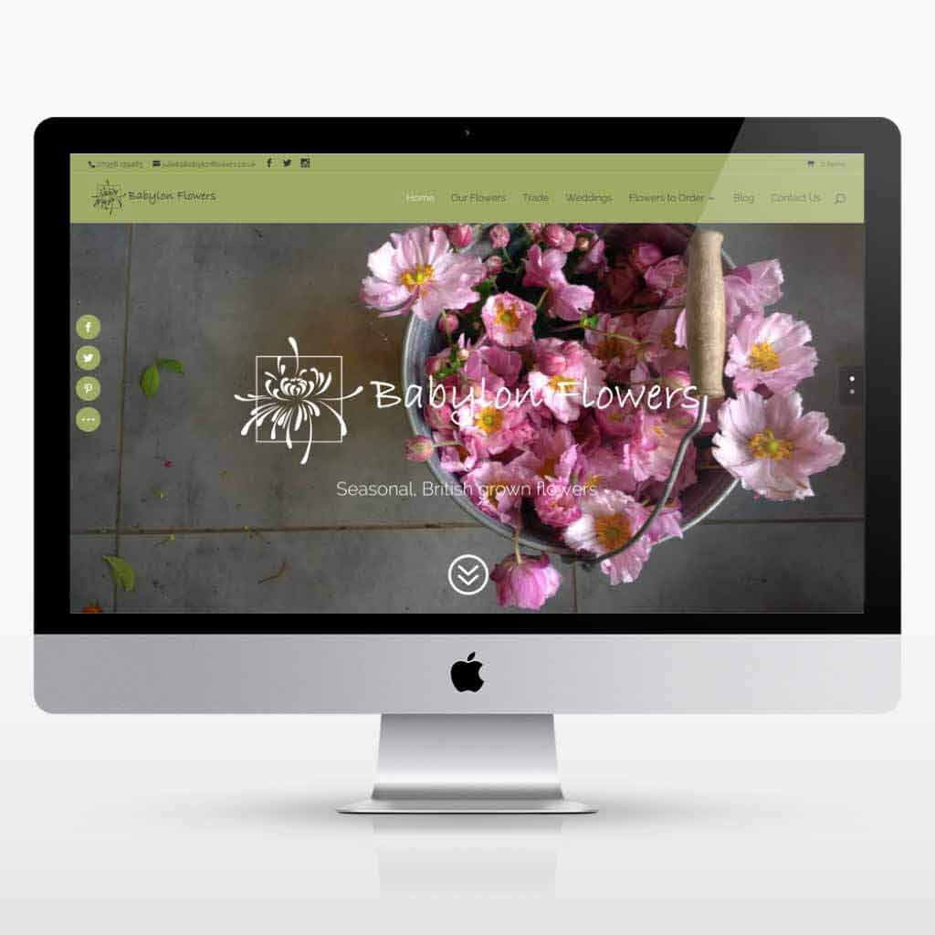 Web developer Peppard Creative Henley on Thames Oxfordshire