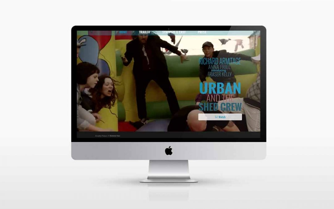 Urban and The Shed Crew Website
