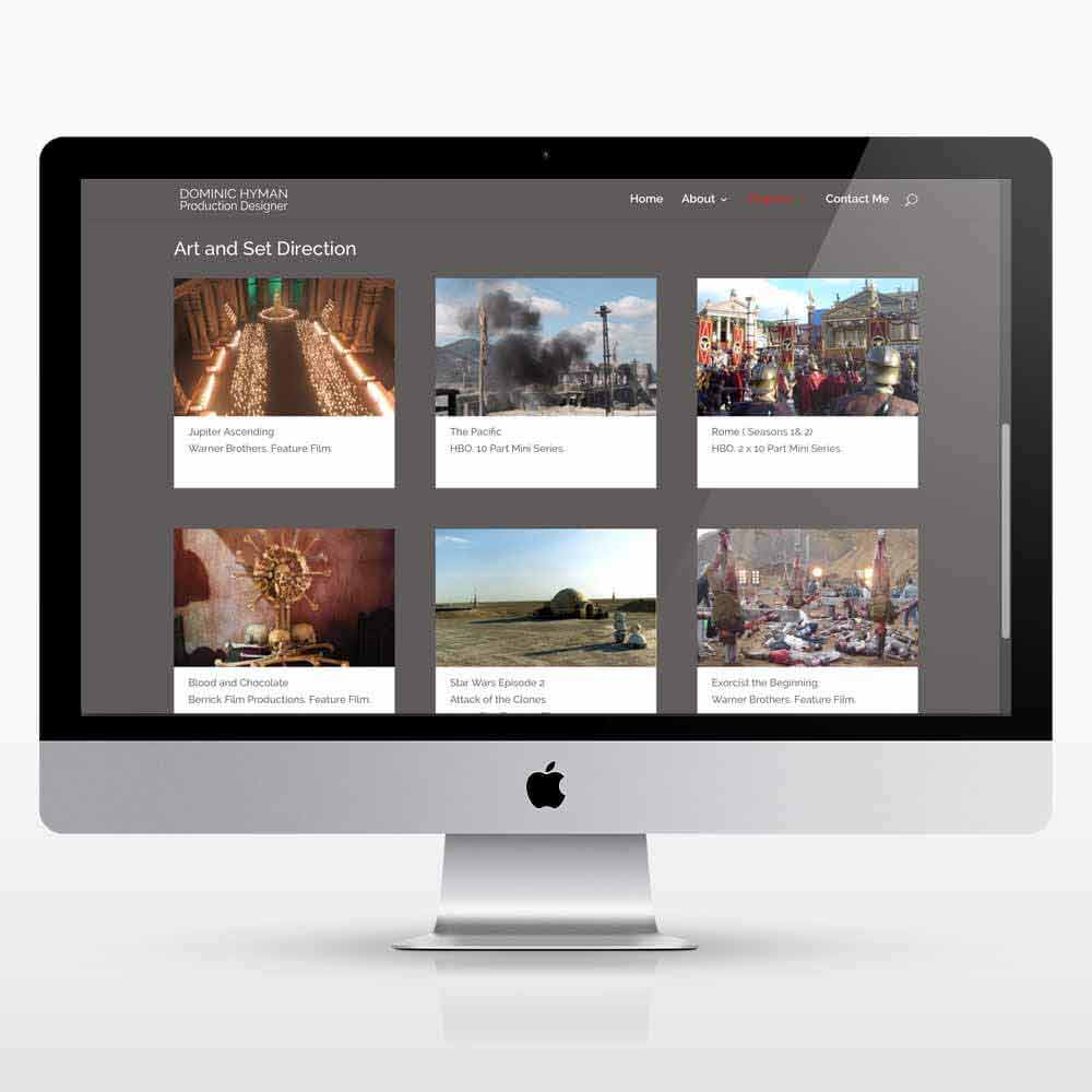 Image holder Web Design Services by Peppard Creative Based Henley on Thames