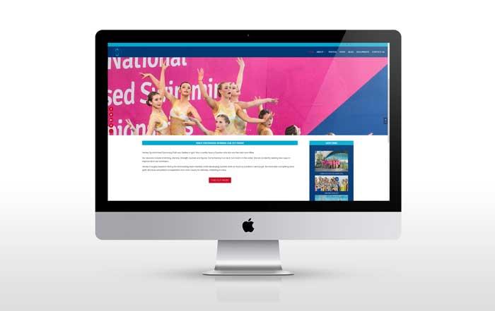 Website refresh for HSSC