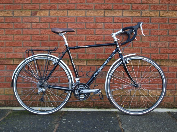 Sold Ridgeback World Voyage Touring Bike 56cm Dead