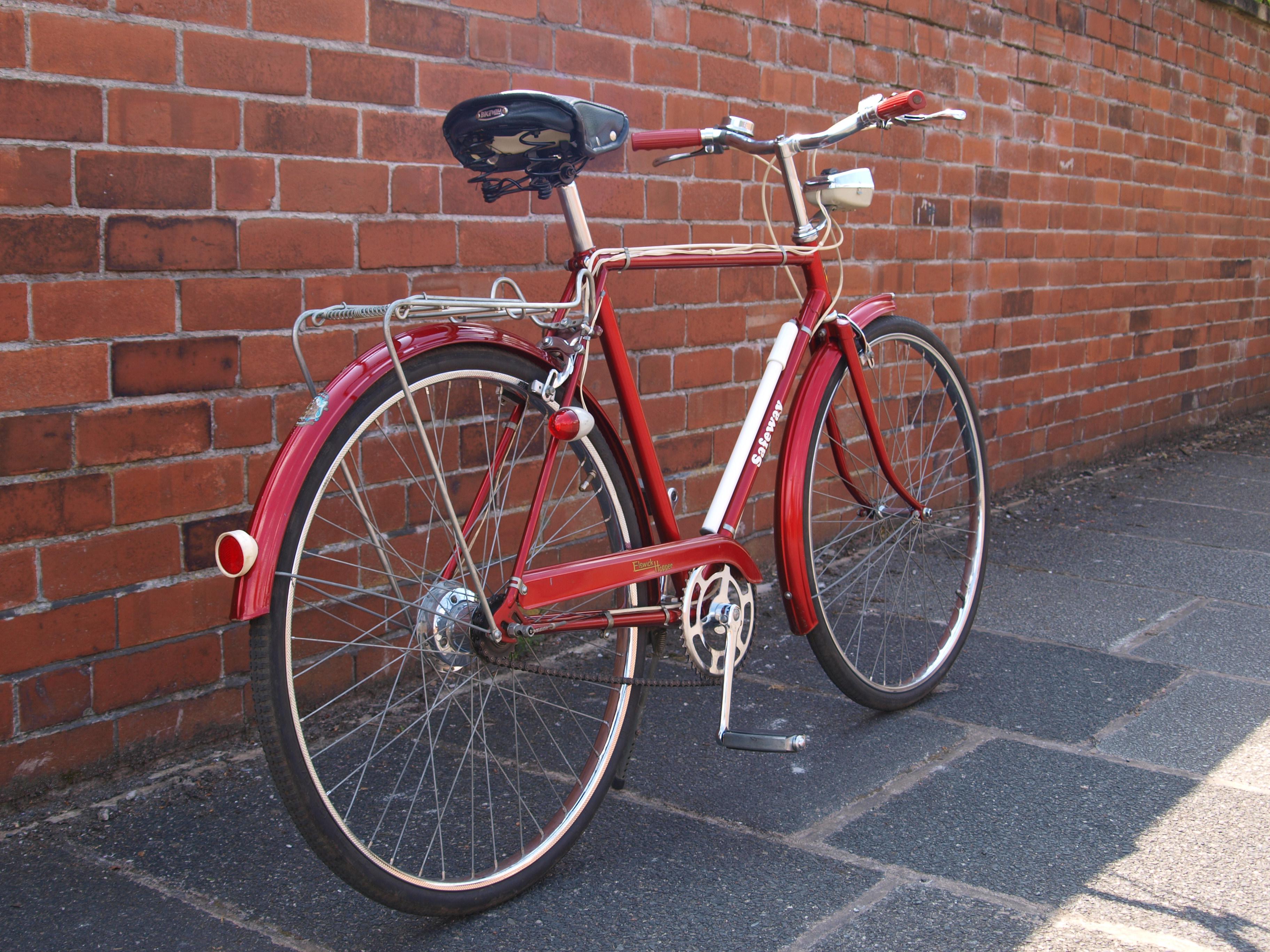 Sports Bikes For Sale Near Me >> 1967 Elswick Hopper Safeway - Dead Rats Cycles