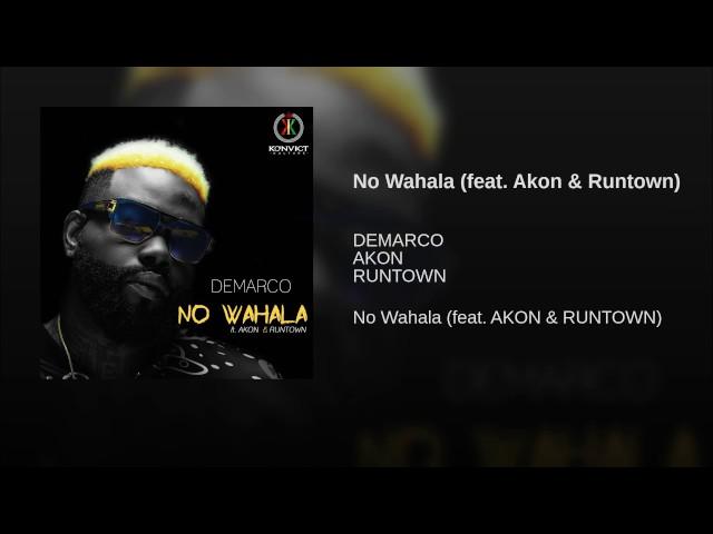 Demarco – No Wahala ft Akon & Runtown [ViDeo]