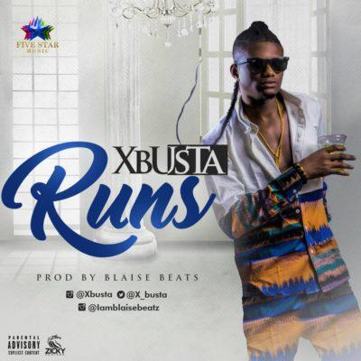 Xbusta - Runs-AuDio