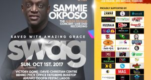 Sammie Okposo's SWAG Album Concert 2017