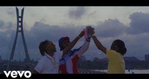 Yung6ix - No Favors ft Dice Ailes & Mr. Jollof [ViDeo]