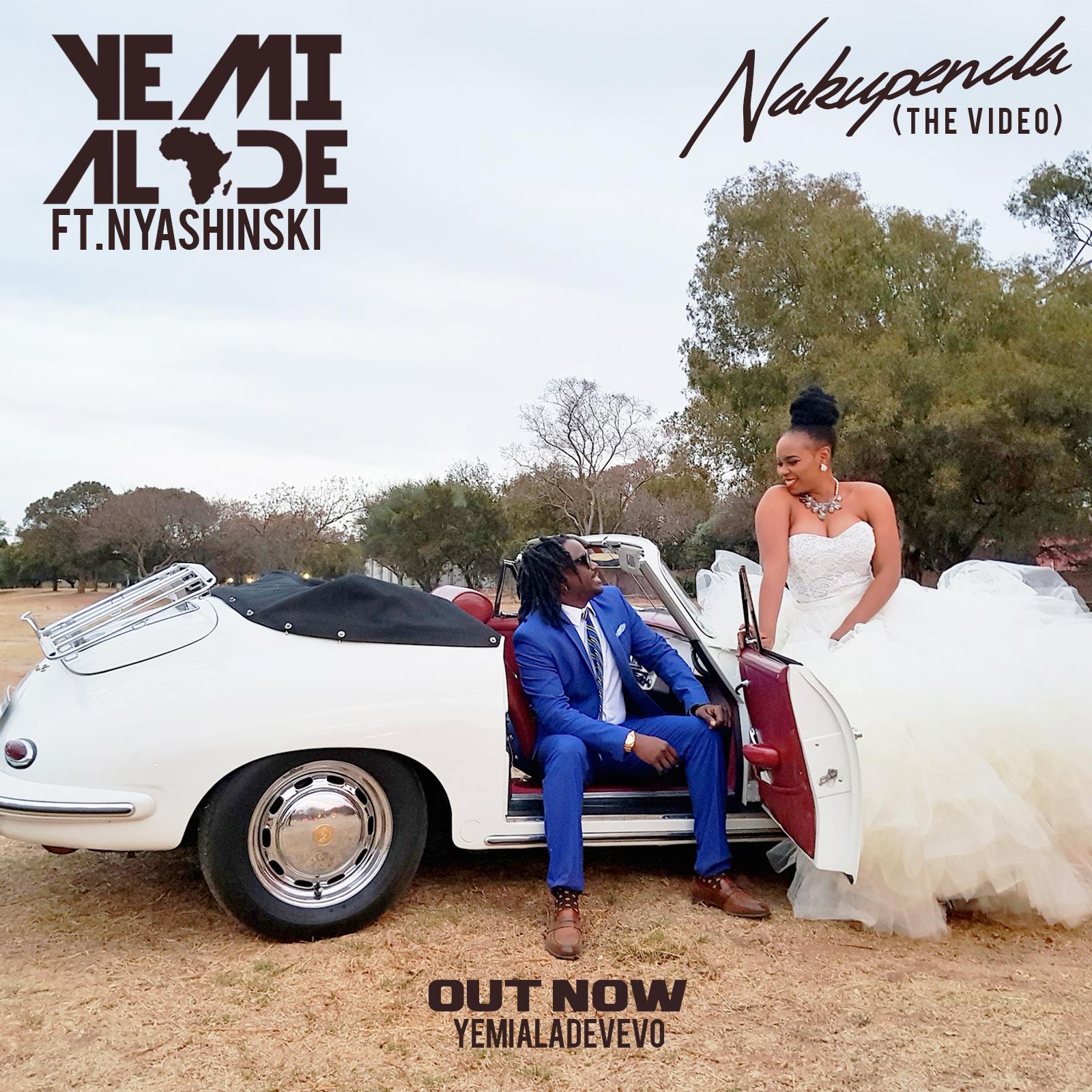 Yemi Alade - Nakupenda ft Nyashinski [ViDeo]