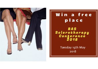 2018 Sclerotherapy Conference win a free place